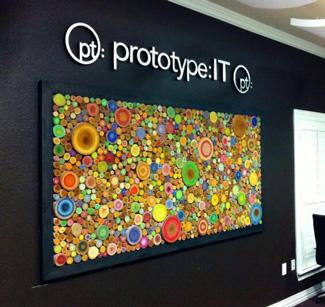 Prototype:IT birch pieces sign